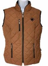 Arista Quilted Light Vest