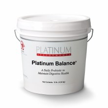 Platinum Balance