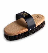 "Men's Stubben ""Natur"" Wood Back Brush"