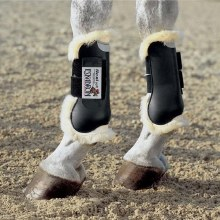 Eskadron Open Front Flexisoft Fleece Lined Boots