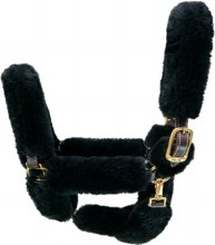 Black Shipping Halters by Walsh