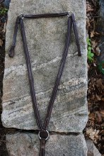 Black Oak Padded Square Raised Breastplate