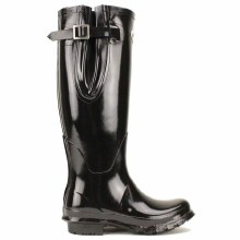 Rockfish Ajustable Gloss Wellingtons