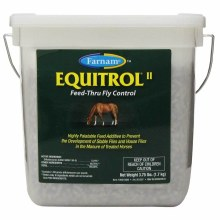 Equitrol II Feed-Thru Fly Control