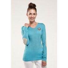Noel Asmar Merino Wool V-Neck Sweater