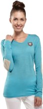 Noel Asmar Merino Wool V-Neck Sweater