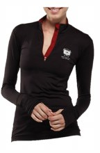 Noel Asmar Compression Long Sleeve Top