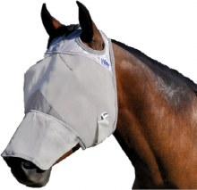 Crusader Fly Mask Long Nose