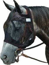 Quiet Ride Fly Mask Standard/ No Ears