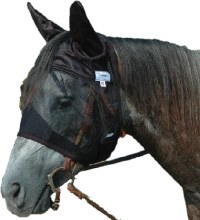 Quiet Ride Fly Mask Standard w/ Ears