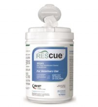Rescue Disinfectant Wipes