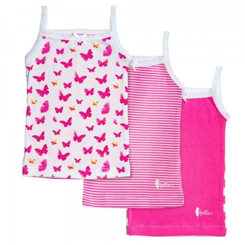 BUTTERFLY UNDERSHIRTS