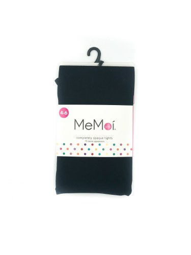 MEMOI COMPLETELY OPAQUE TIGHTS