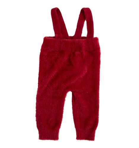 MOHAIR BABY OVERALL