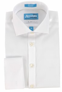 ADONIS NON IRON SLIM FRENCH 12