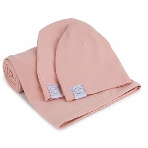 BLANKET AND BEANIES GIFT SET P