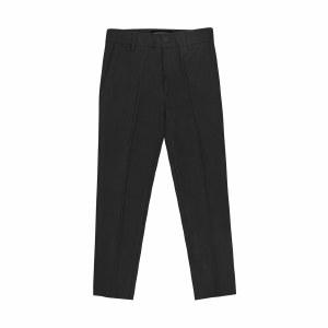 Slim Fit Pants BLK 12M