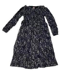 BORLAND DRESS PRINTED 12