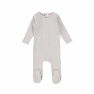 CHARM FOOTIE GY/SIL 3M