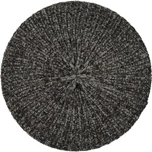 CHENILLE SNOOD GY