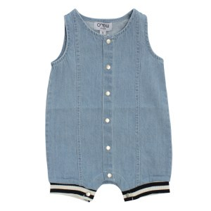 DENIM ROMPER  DNM 9M