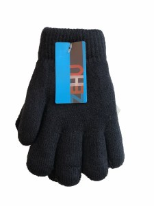 DOUBLE LAYER GLOVES  NVY S