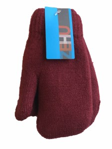 DOUBLE LAYER MITTENS  BGD S