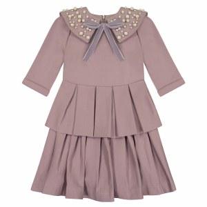 DOUBLE PEPLUM DRESS  4