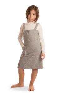 ENEVELOPE DRESS GY 3