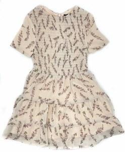 FLORAL SMOCK DRESS BSH 3