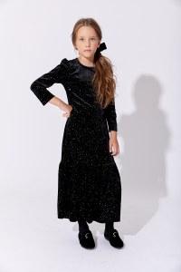 HARCOURT DRESS BLK 4