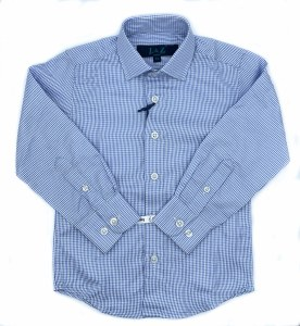 HOUNDSTOOTH SHIRT LB 6