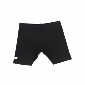 LIL LEGS SHORT LEGGINGS  BLK 9
