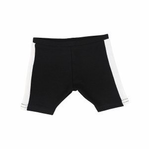 LINEAR SHORTS BLKWHT 12M