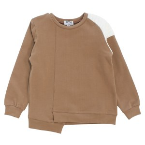 QUILTED SLEEVE TOP CML 24M
