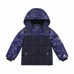 TWO TONE FRONT JACKET IND 7
