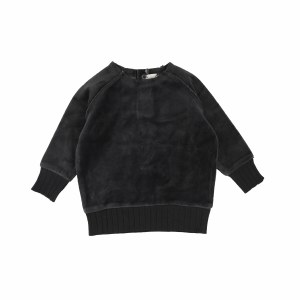 VELOUR SWEATER GY 2T