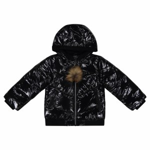 WINTER JACKET  BLK 6M