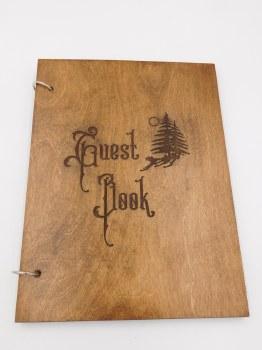 Keepsake or Business Guest Book
