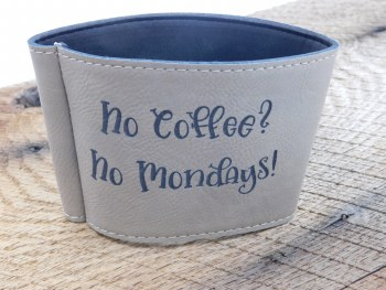 Cup Hold - No Mondays