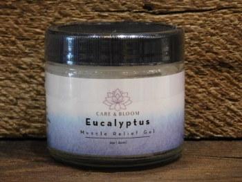 Eucaluptus Muscle Gel