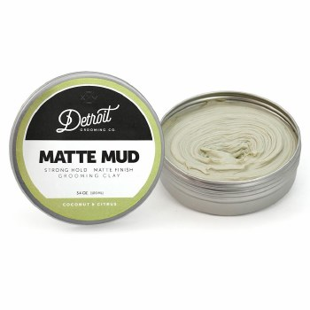 Matte Mud Hair Product 3.4oz