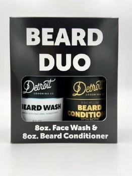 Beard Duo Shampoo anad Conditioner 8oz