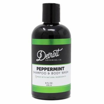 Peppermint Shampoo and Body Wash 8oz