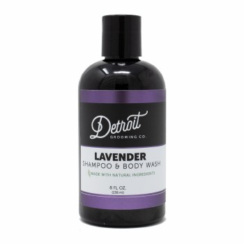Lavender Shampoo and Body Wash 8 oz