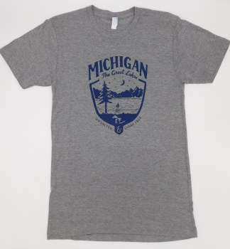 Michigan Shield T-shirt