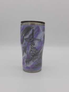 Faith Tumbler 20oz