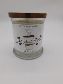 12 Oz Hzlnut/coffee Candle Soy