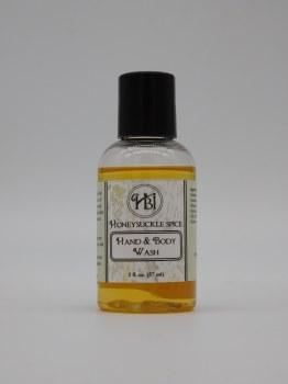 Handwash Honeysuckle Spice 2 oz.
