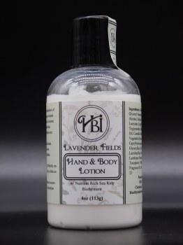 Lotion Lavender Fields 2oz.